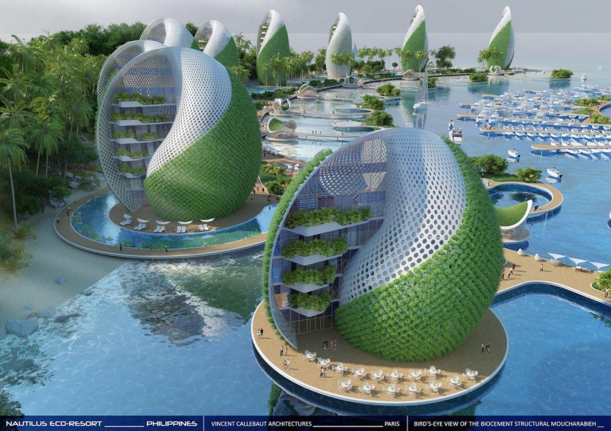 Image Credit: Vincent Callebaut Architectures