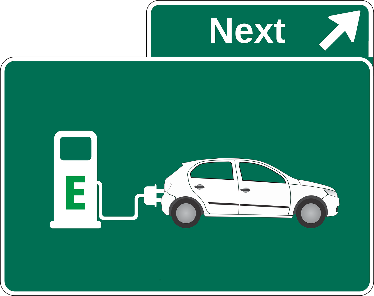 Electric Vehicles Could Become A Lot More Common If Their Range Can Be Tripled With This New Battery Development Image Credit Geralt Pixabay