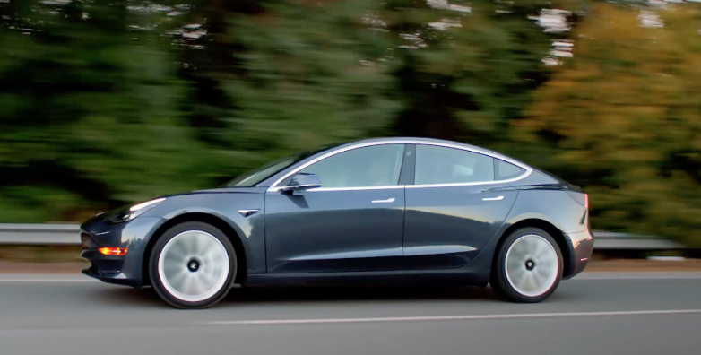 Tesla is boosting Model 3 production