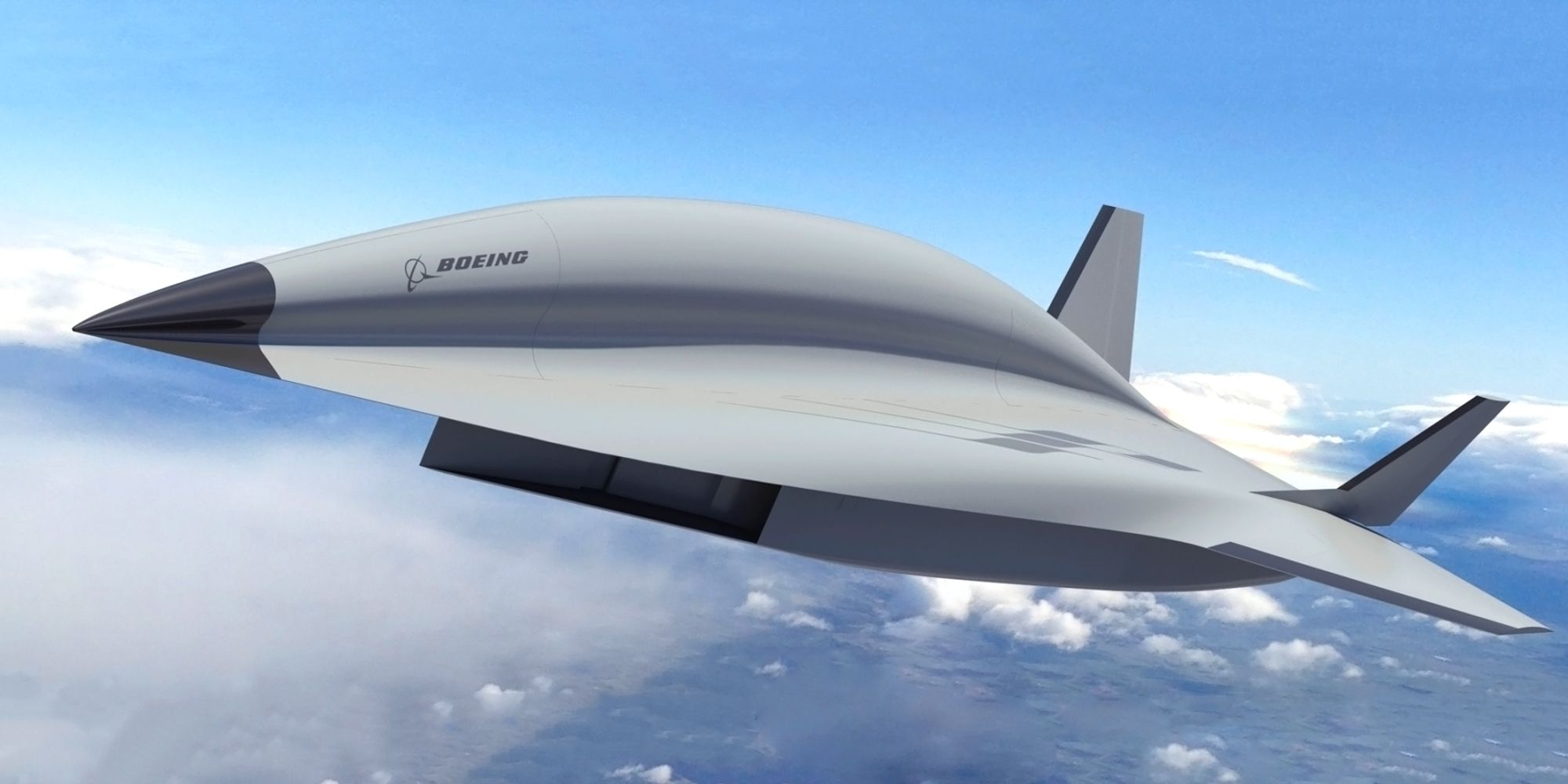 Get Your First Look at the Future of Hypersonic Flight