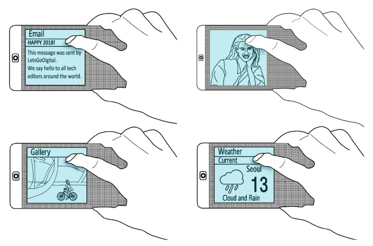 Double-sided smartphones could be the way of the future.