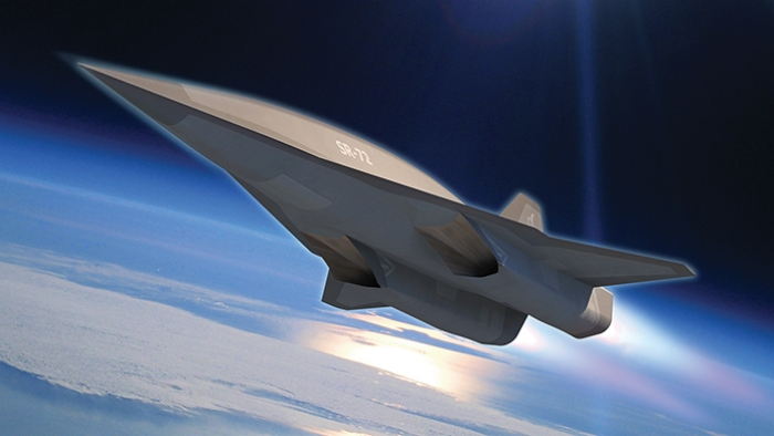 Artist's concept of Lockheed Martin's SR-72. Image Credit: Lockheed Martin