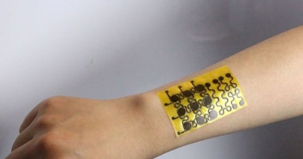 Electronic skin that heals could be the future of prosthetics, robotics
