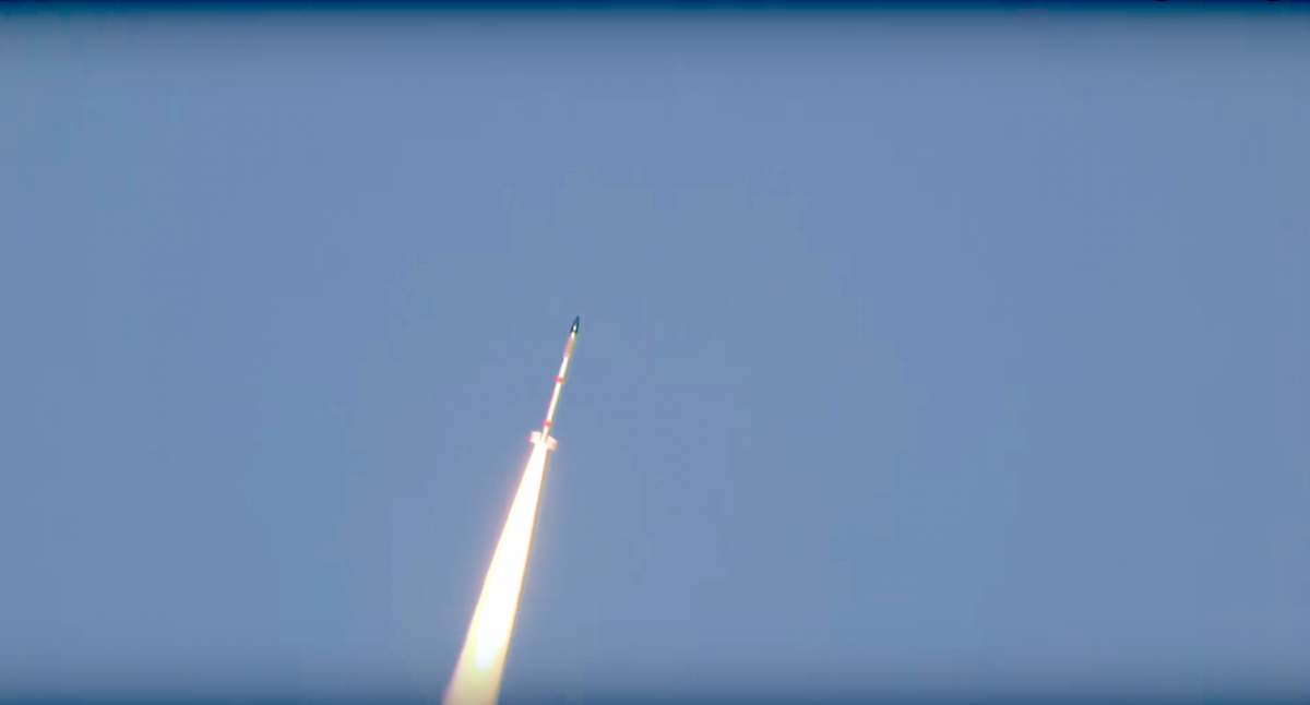 Japan has launched the smallest rocket ever to put a satellite into orbit