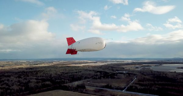 Image result for More Than Half the World Has No Internet. Enter Internet Blimps.