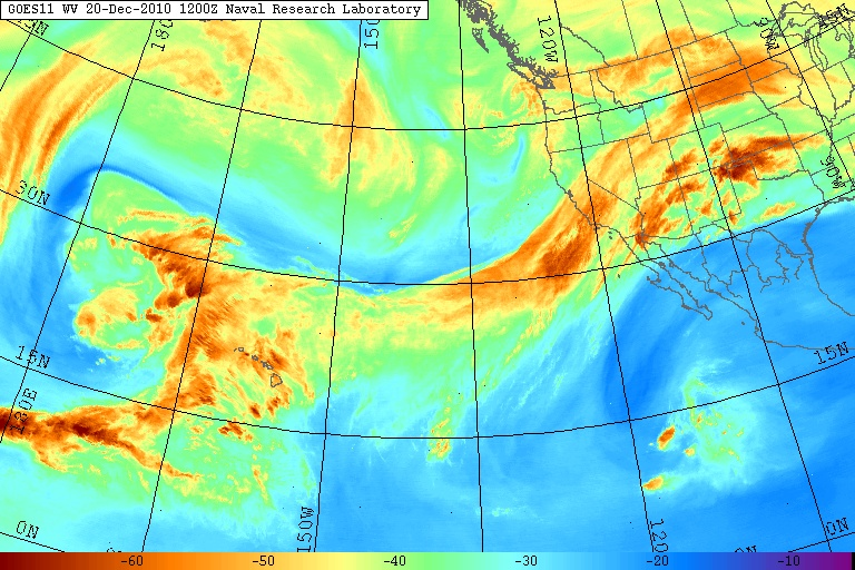 Atmospheric rivers. Image Credit: Wikimedia Commons