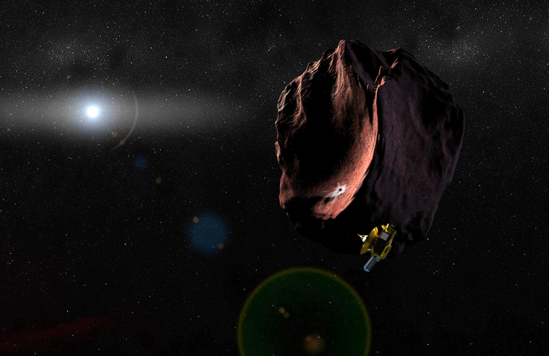 new horizons, new horizons spacecraft, new horizons ultima thule, new horizons mission, social cube, social cube patna