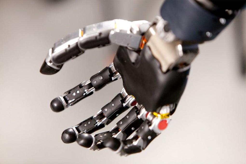AI / Machine Learning - Magazine cover
