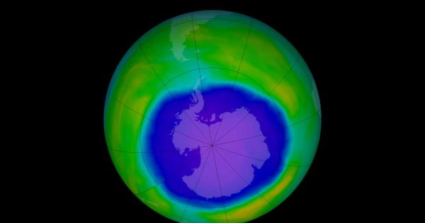 The Ozone Layer is Not Recovering and We Don't Know Why