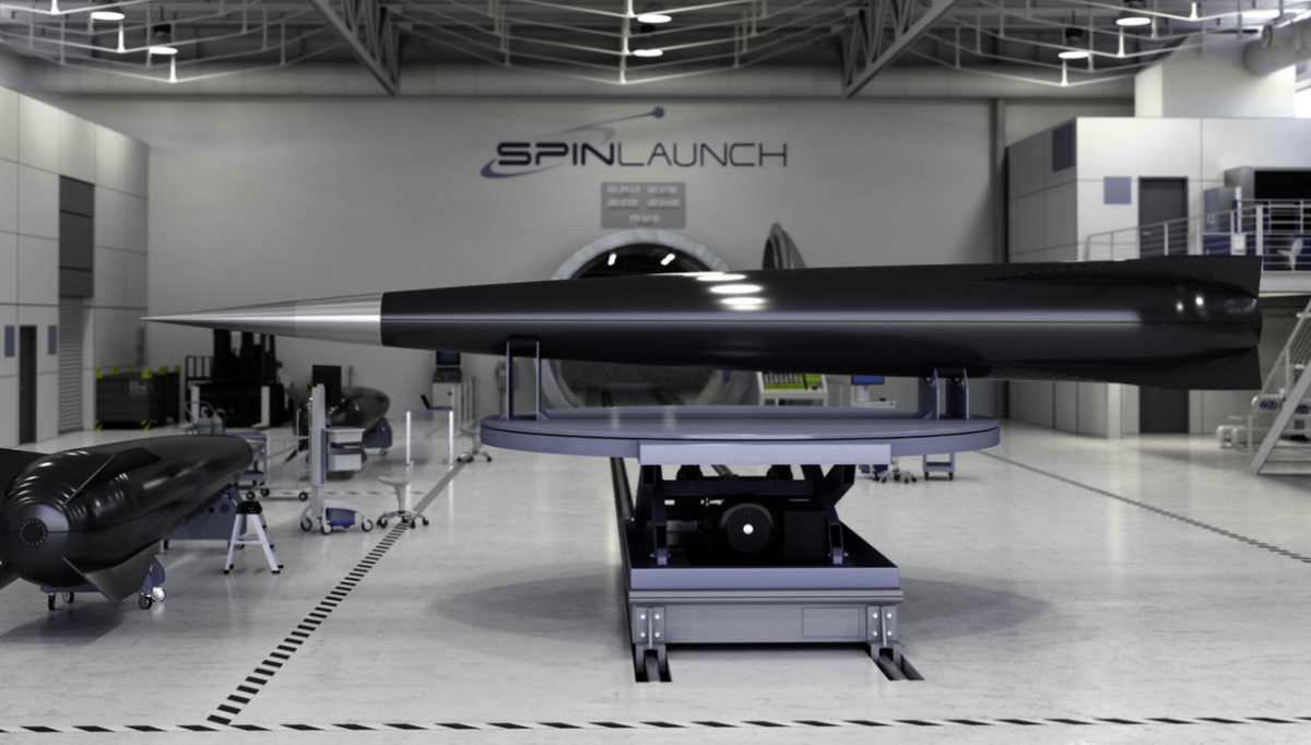 Space Catapult Startup Will Soon Launch Into Action
