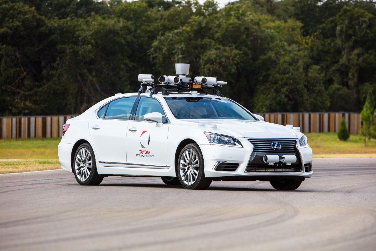 Toyota Is Launching a $2.8 Billion Self-Driving Car Company