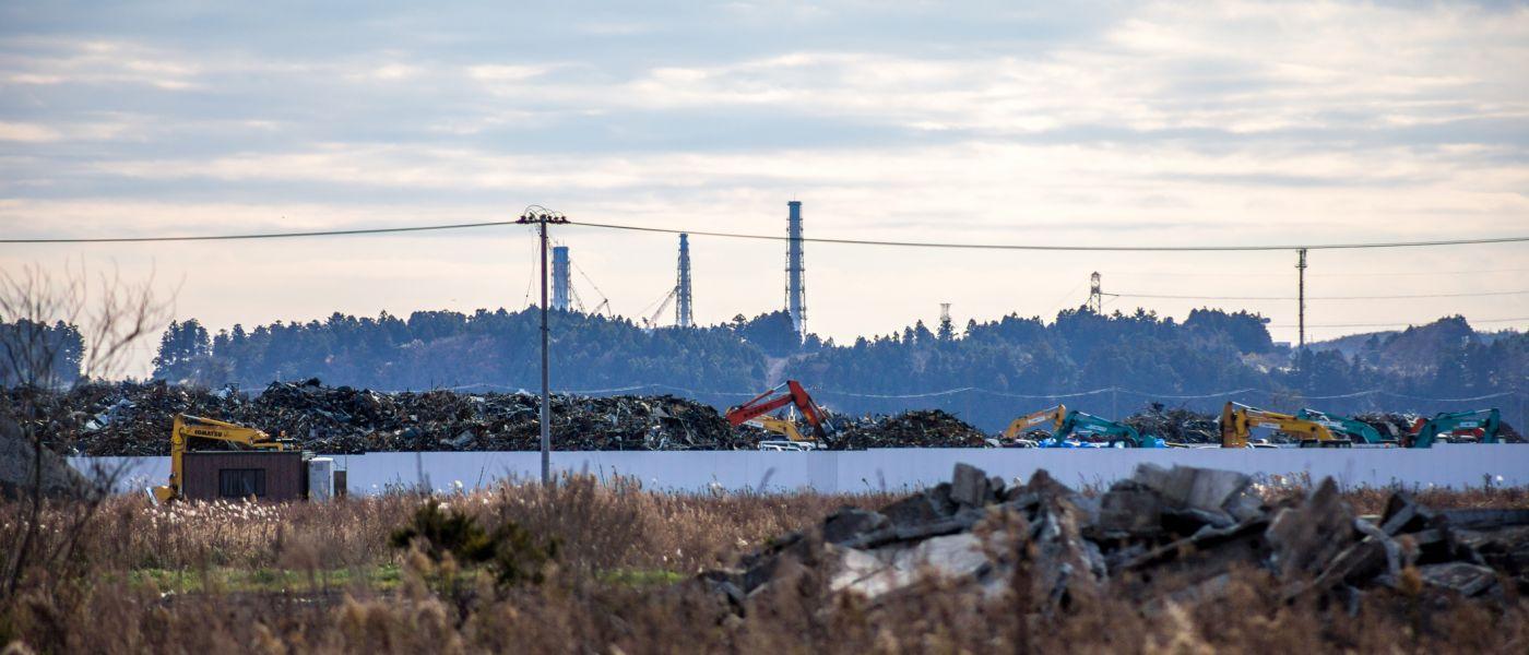 A $320 million ice wall still can't contain radioactive water near Fukushima