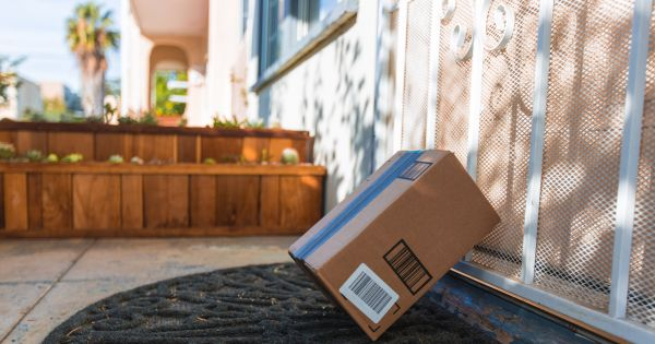 Amazon Takes Photographic Proof Of Delivery What Could Go