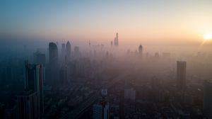 TOPSHOT-CHINA-ENVIRONMENT-POLLUTION