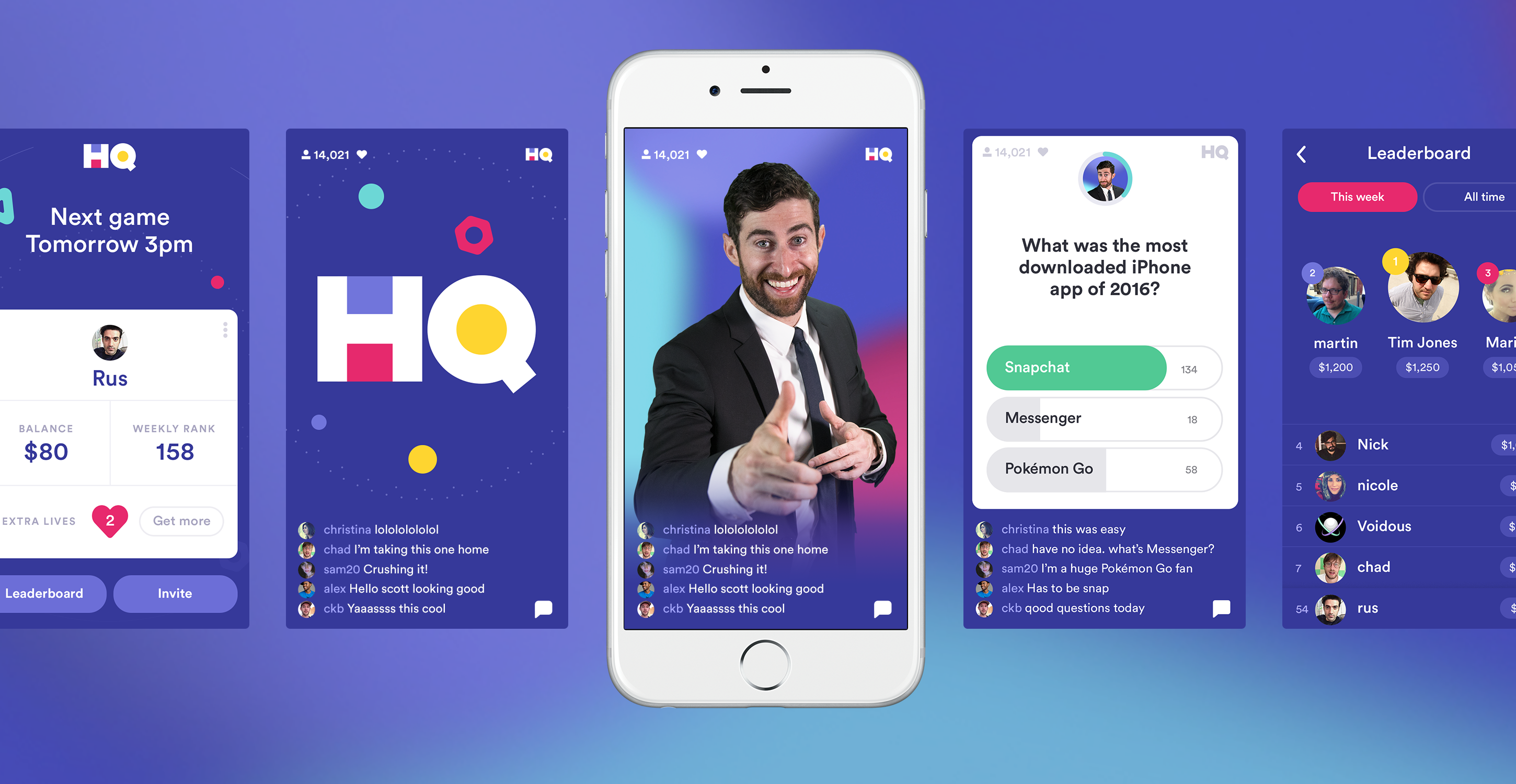 Discussion on this topic: We quizzed the host of HQ Trivia , we-quizzed-the-host-of-hq-trivia/