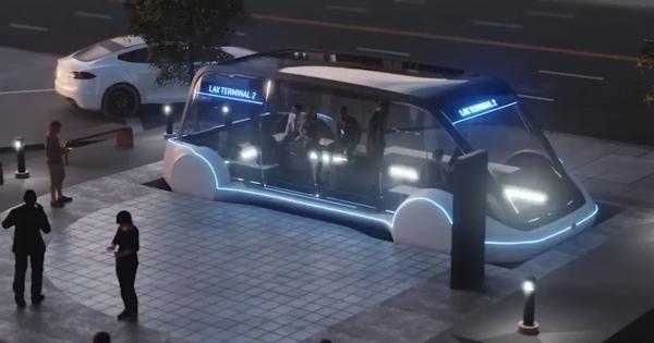 Elon Musk Says Hyperloop Will Put Pedestrians, Mass Transit First