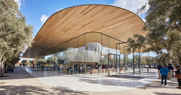 Image result for Apple Employees Keep Walking Into Windows at High-Tech New Headquarters