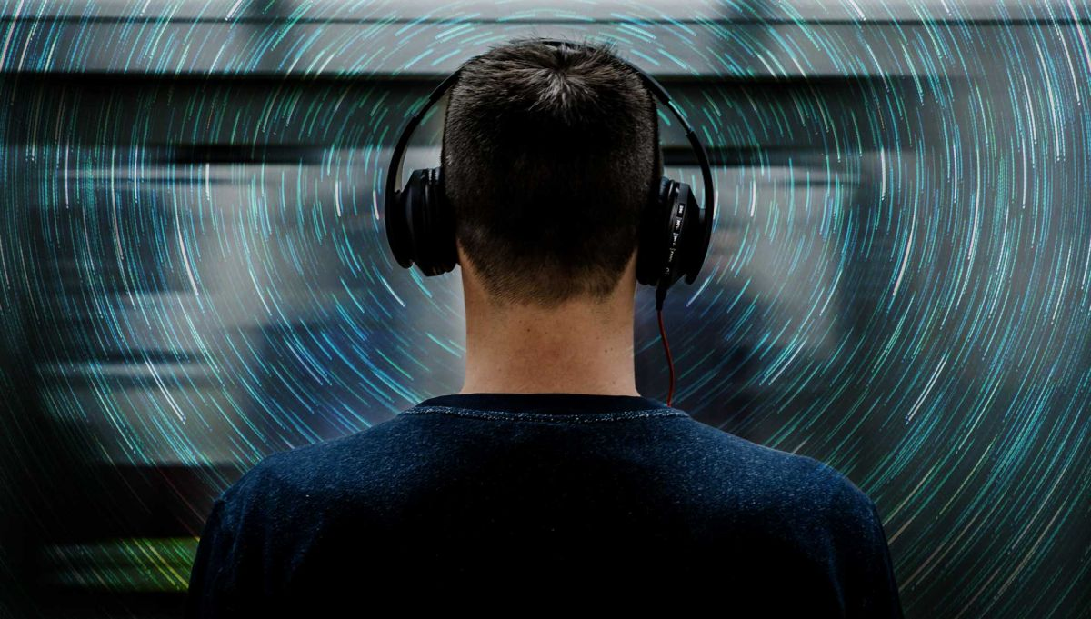 You listen to music at work, and it alters your mind. Yes, seriously.
