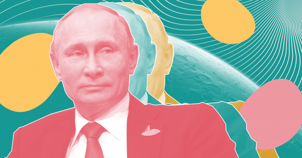 Putin plans to put Russians on Mars in 2019