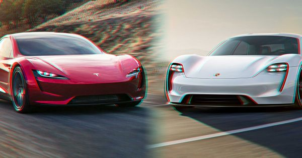 Which Electric Sports Car Is Right For You Porsche Or Tesla
