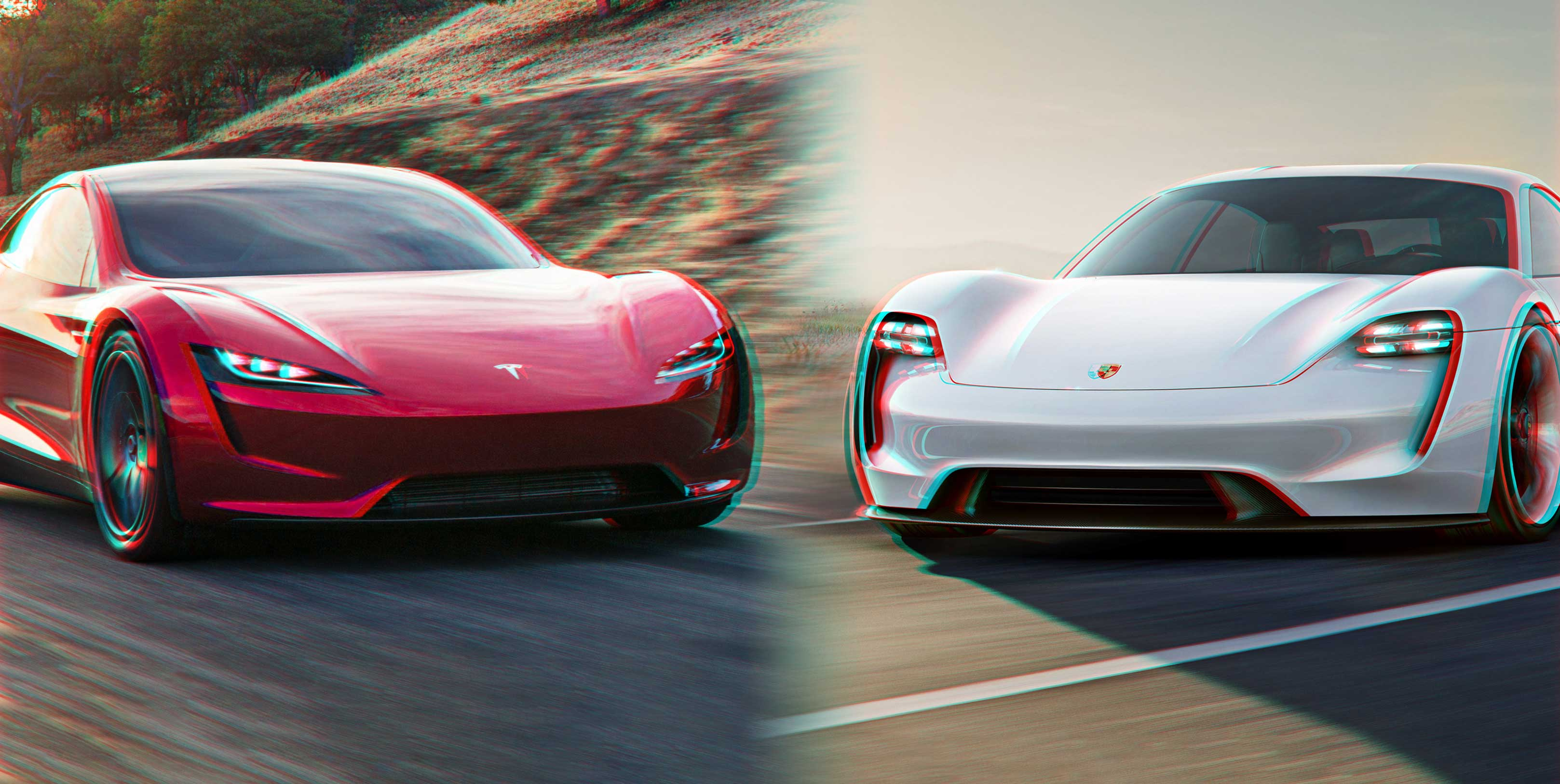Tesla Sports Car >> Which Electric Sports Car Is Right For You Porsche Or Tesla