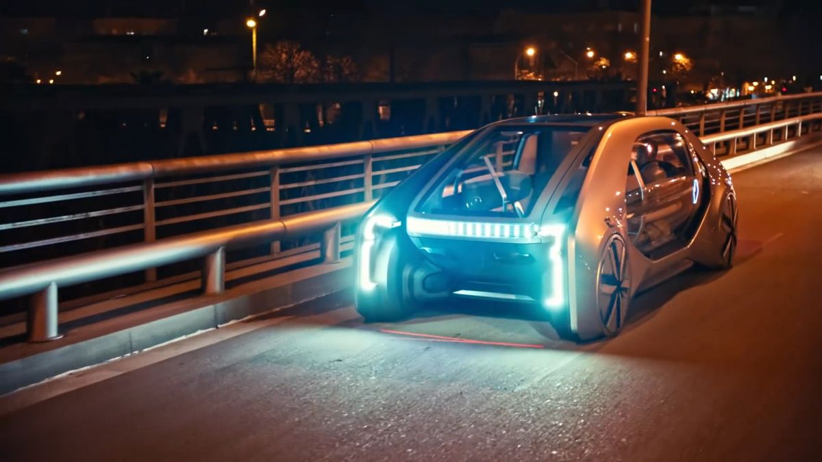 Renault's New EV Concept Car Will Change Carpooling Forever