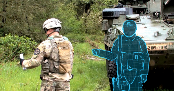 Soldiers Are Training in Virtual Environments Generated From Real Cities