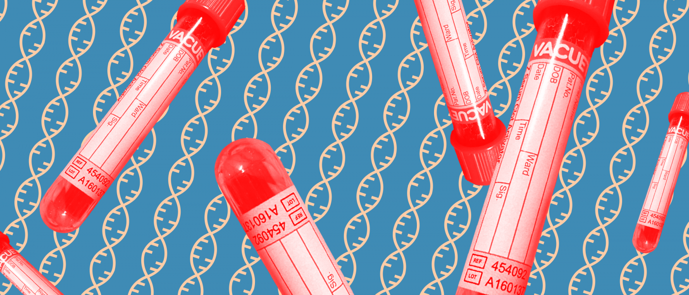 DNA marketplace Helix will offer tests for serious diseases. 23andMe is about to get some serious competition.