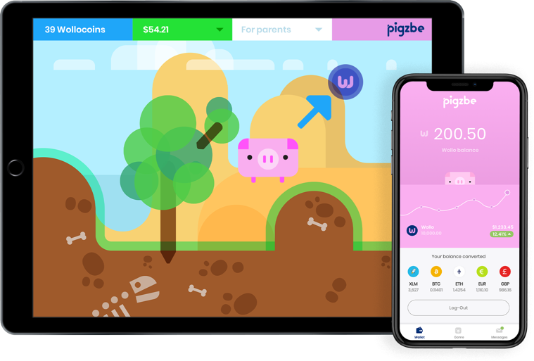 Give Kids A Crypto Wallet Instead Of Piggy Bank Because It Has