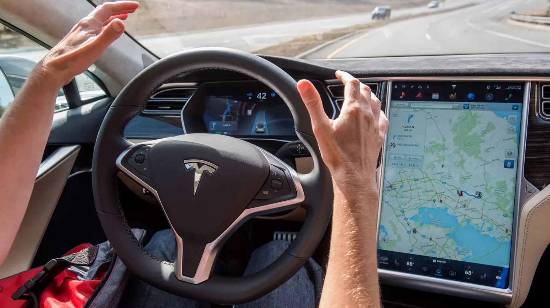Tesla Model X In Autopilot Killed A Driver Officials Aren T Pleased With How Handled It