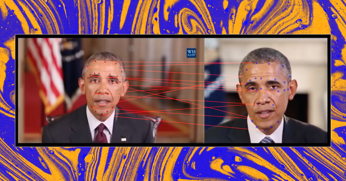 If DARPA wants to stop deepfakes, they should talk to Facebook and Google