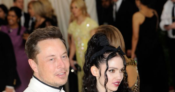 Grimes, Elon Musk, and the Supposedly Trauma-Inducing A I  Theory
