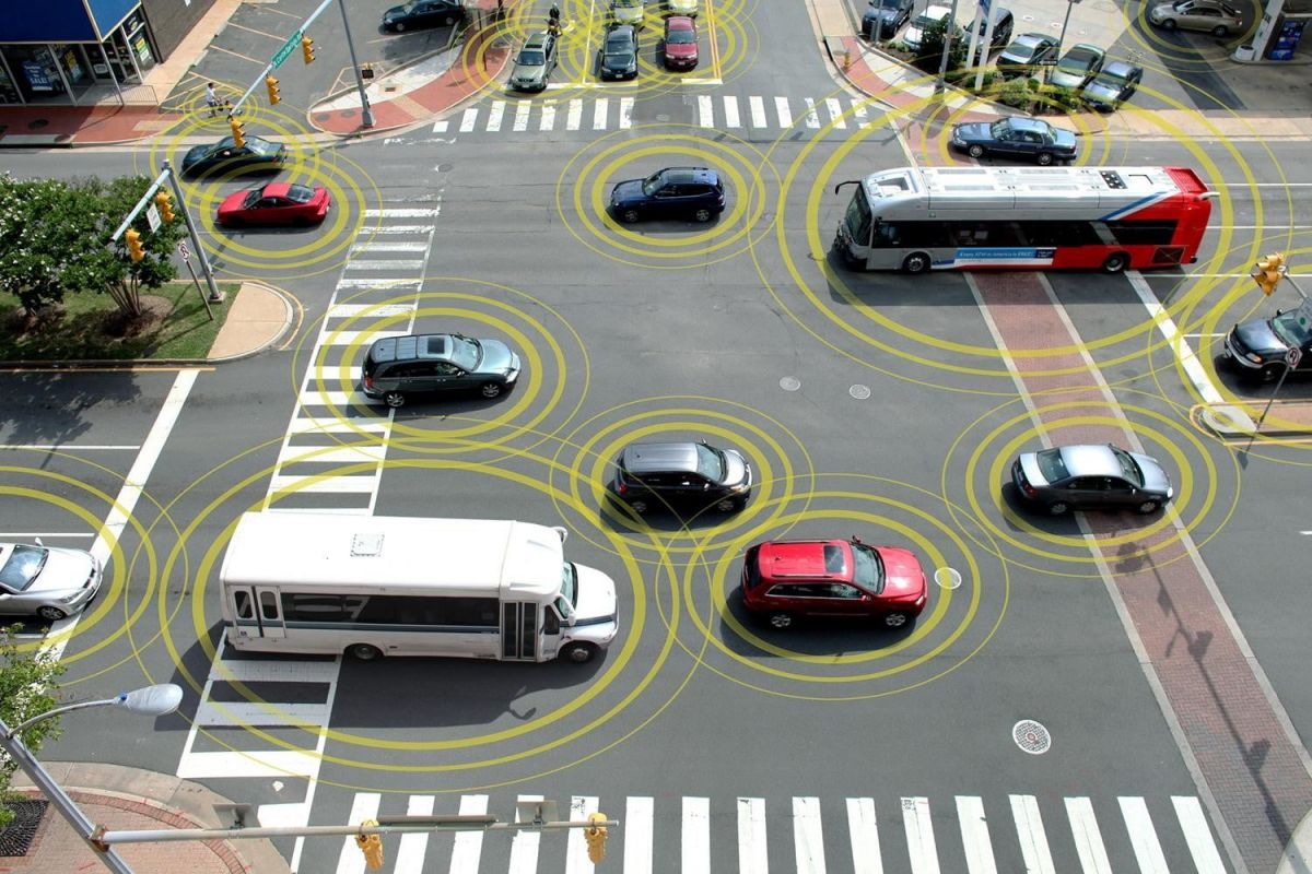 The Future of Fuel Efficiency: Networked Cars, Talking to Other Cars