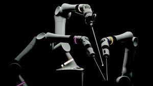 CMR surgical robotic arm