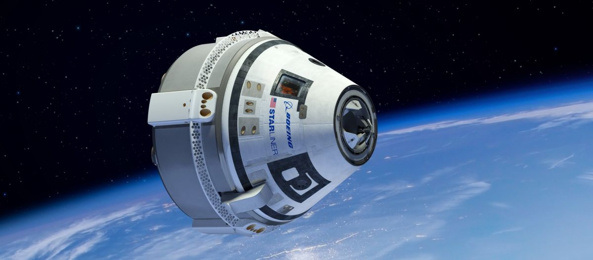Nasa commercial crew craft