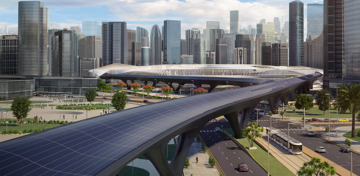 Apple may prove powerful enough to get the U.S. its first hyperloop