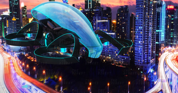 Japan Wants To Be The First Place Where Flying Cars Are