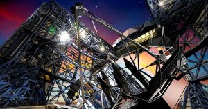 Construction has begun on the Giant Magellan Telescope (GMT), a telescope that will be the most powerful in the world once completed in 2024.