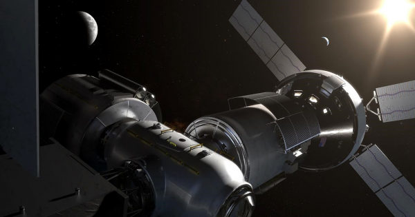 NASA Wants Its Deep Space Gateway To Orbit The Moon By 2024