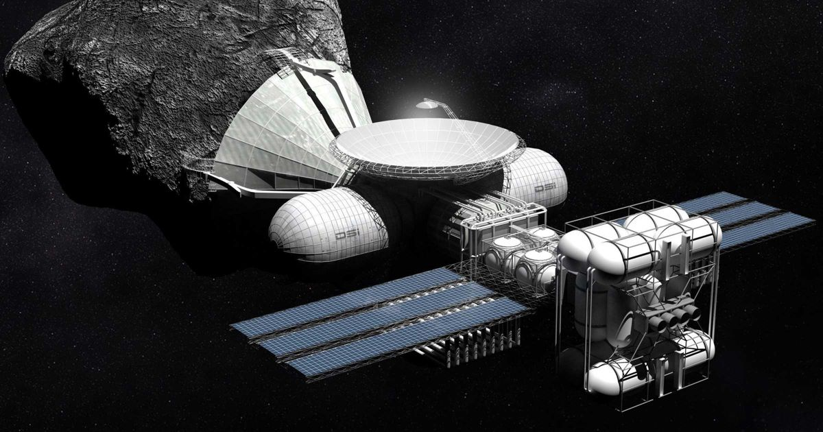 Want To Snag A Job Mining Asteroids Someday? You Can Now Get Your Masters In It.