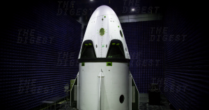 According to new NASA estimates, Elon Musk's SpaceX will be ready for a crewed test of its Crew Dragon spacecraft in April 2019.