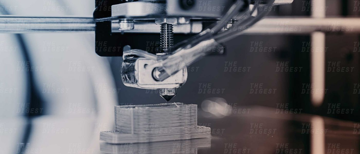We can now easily 3D print with metal
