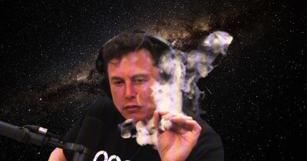 bd1fee8eb The Most Far-Out Statements From Elon Musk's Wide-Ranging Interview With Joe  Rogan