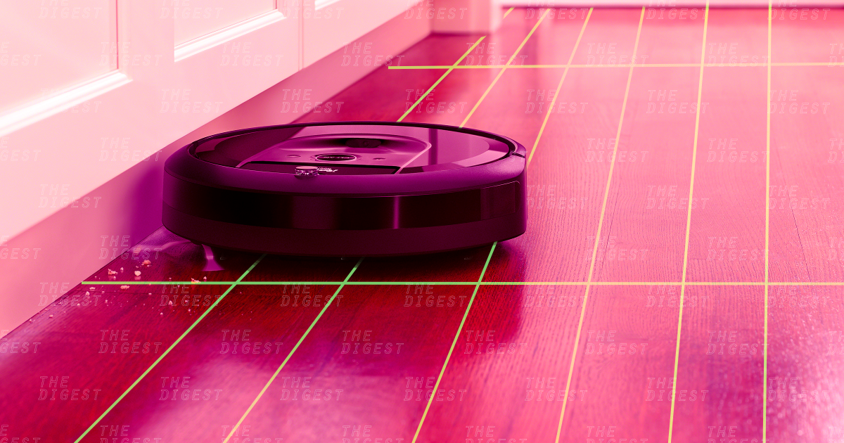 Today in Dystopia: This Roomba