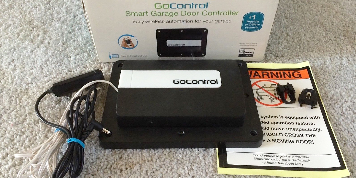 gocontrol linear