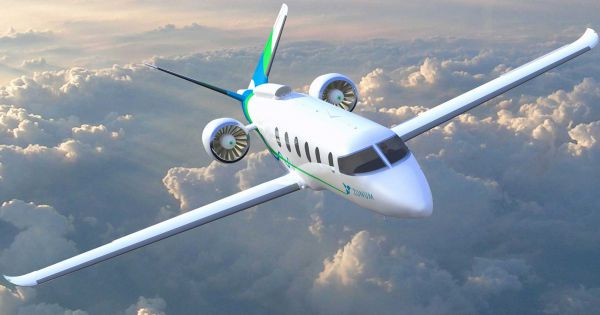 New Battery Tech Could Power a Flight from San Francisco to