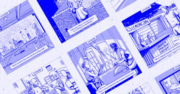 Pre-Order 'Cartoons From Tomorrow', Our Very Own Futuristic Comic Collection, Today… Or Tomorrow