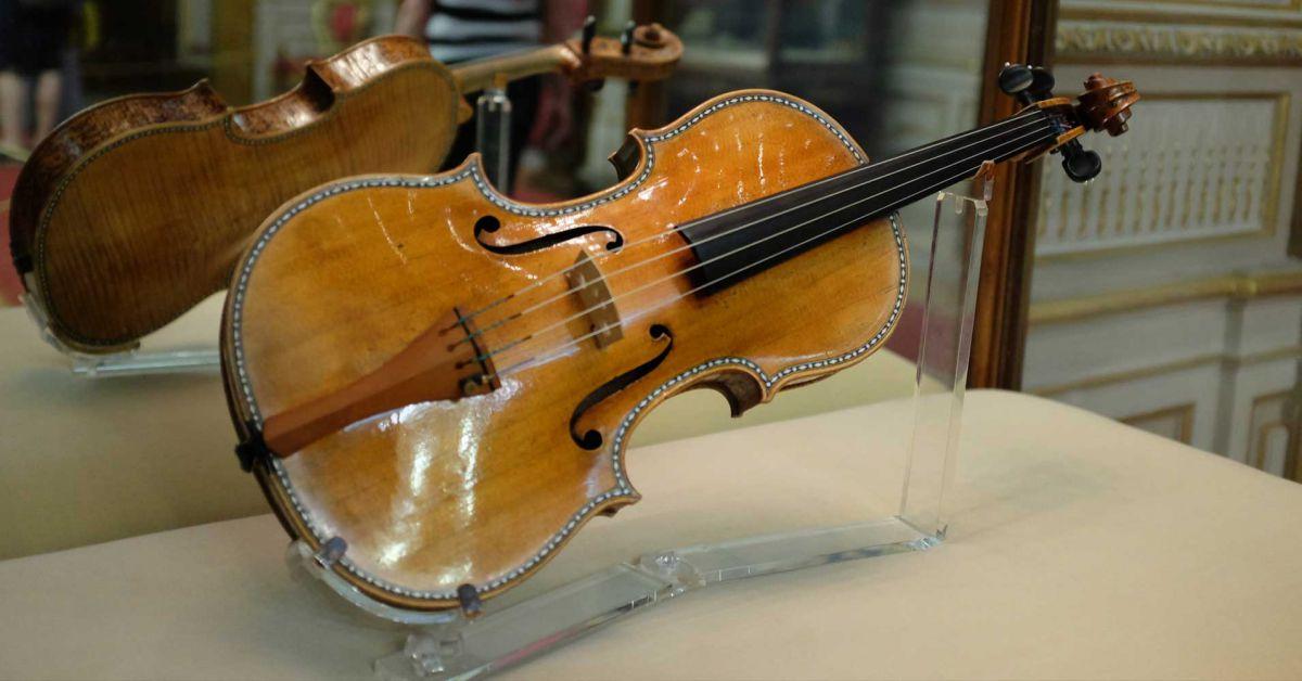 Why a blockchain startup bought a $9 million Stradivarius violin
