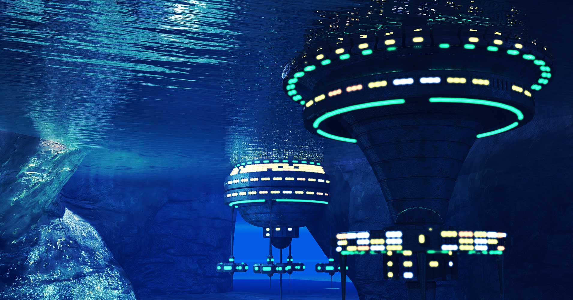 China Plans to Build a Deep Sea Base Run Entirely by AI