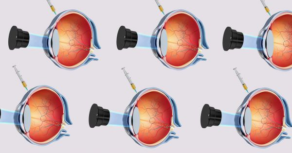 A new nanobot drills through your eyeball to deliver drugs